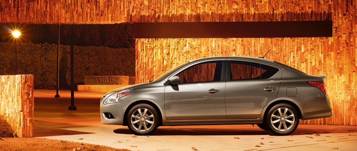 2014 Nissan Versa Hudson Valley NY