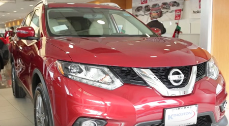 2016 Nissan Rogue SL AWD Middletown NY