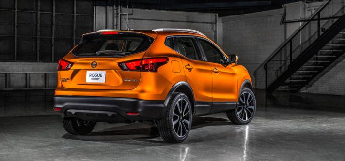2017 Nissan Rogue Sport Poughkeepsie NY
