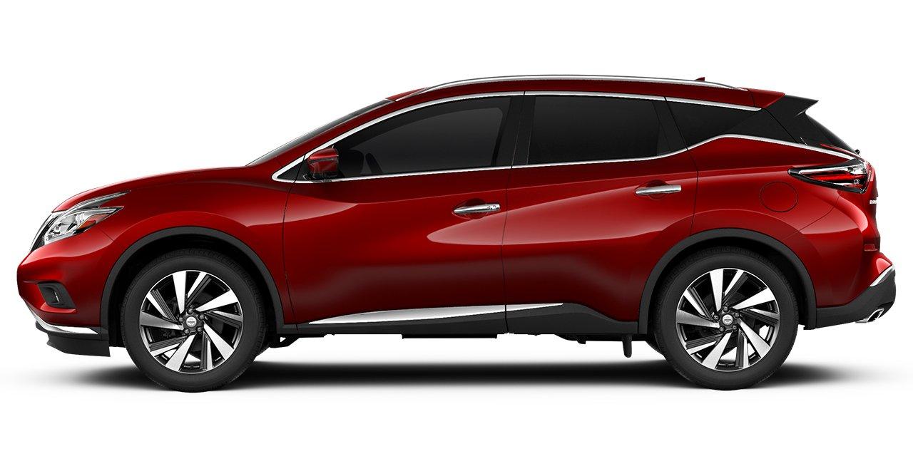 Nissan Murano Lease NY