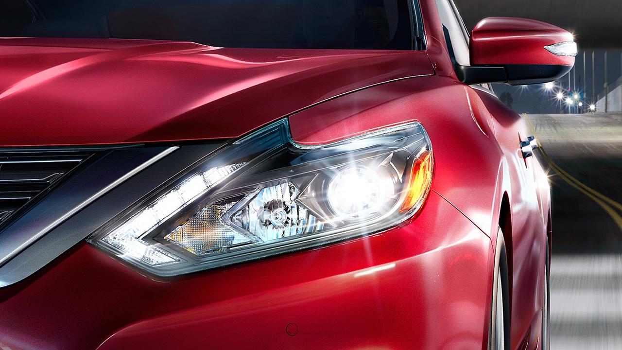 Nissan Altima LED Headlights