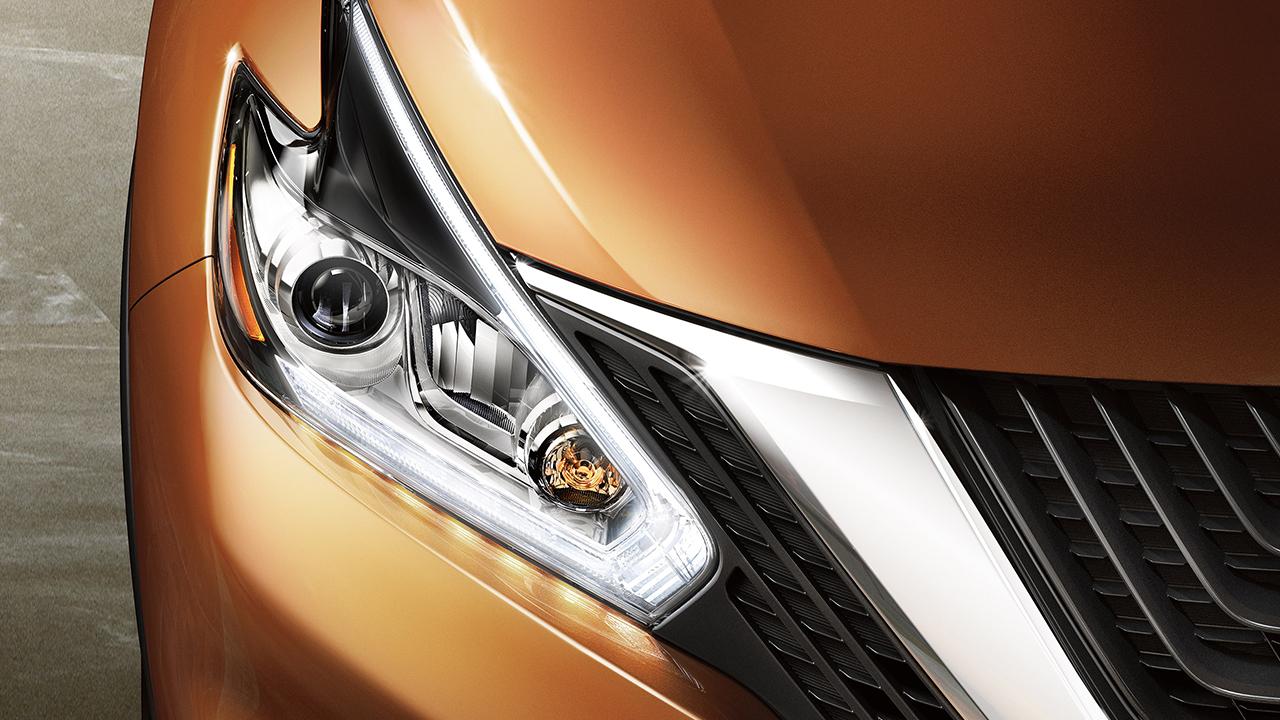 Nissan Murano Headlights