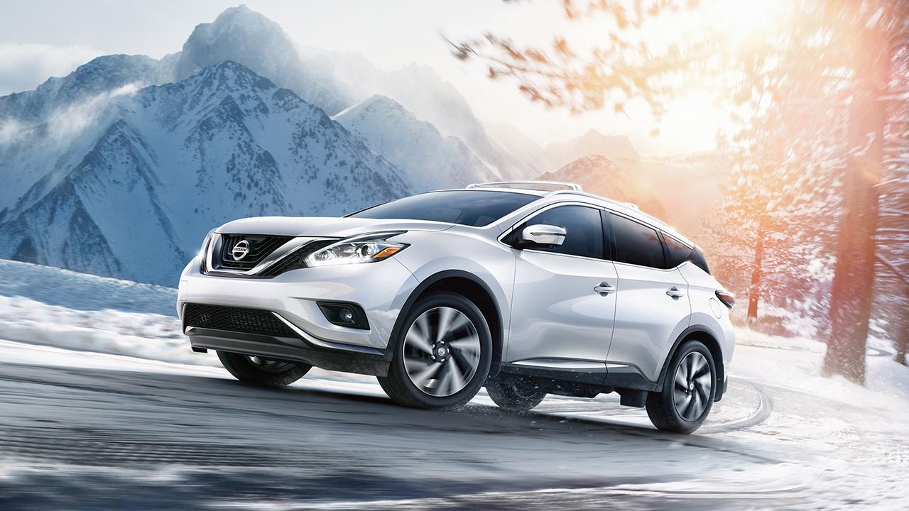 Nissan Murano Lease Deals NY
