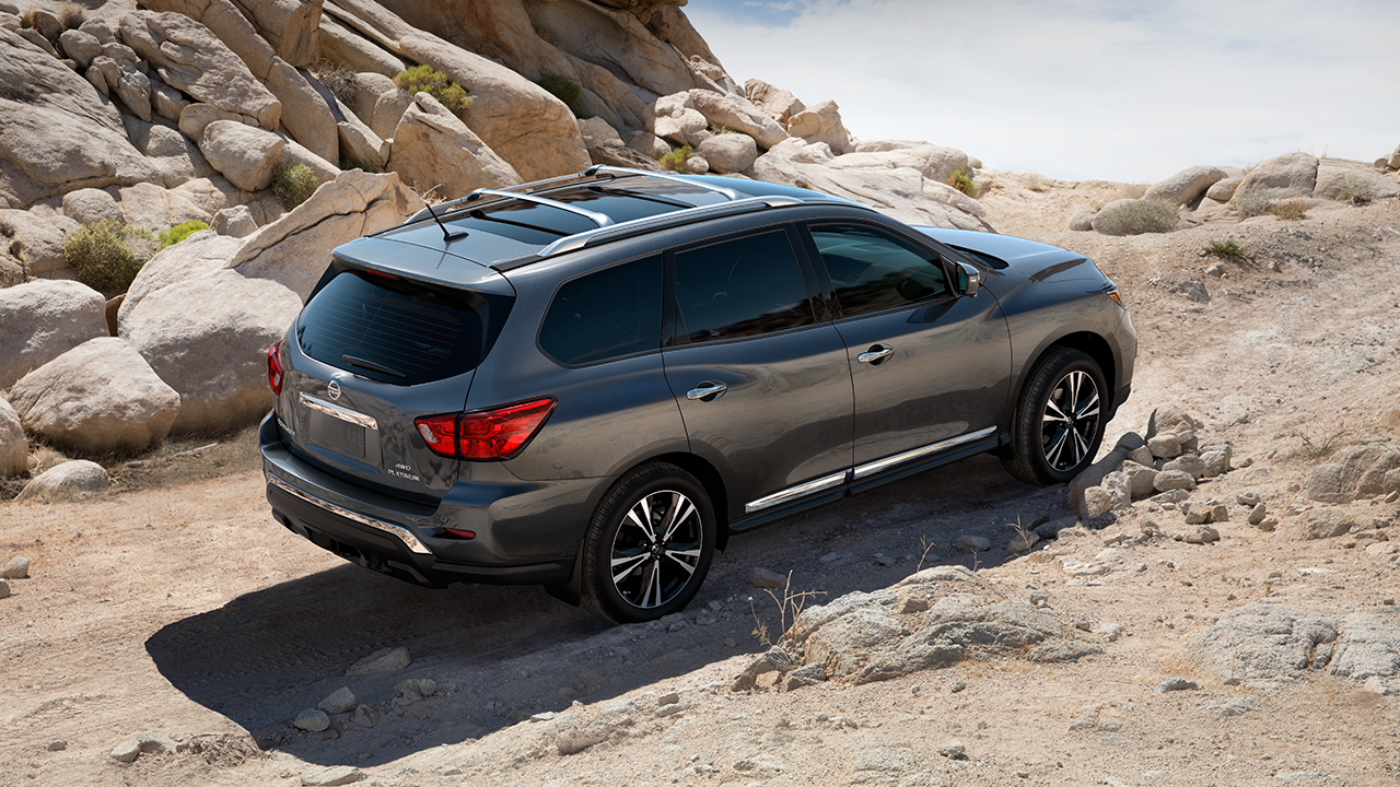 Nissan Pathfinder Lease Deals NY