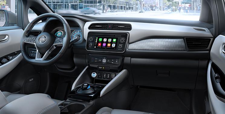 2018 Nissan Leaf Newburgh NY