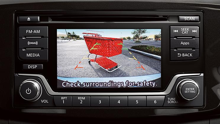 2018 Nissan Sentra Rear Backup Camera