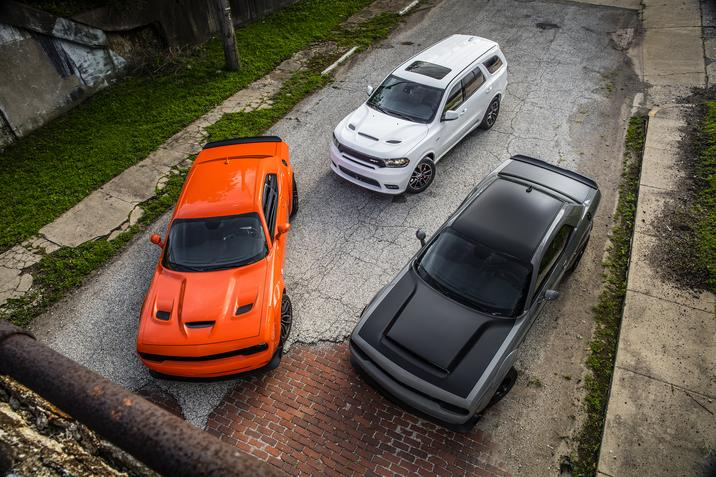 Dodge SRT Lineup NJ