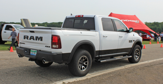 Rear Ram 1500 Rebel Star Wars Edition for Chief Designer