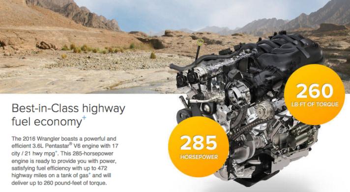 2016-Jeep-Wrangler-Engine-Options