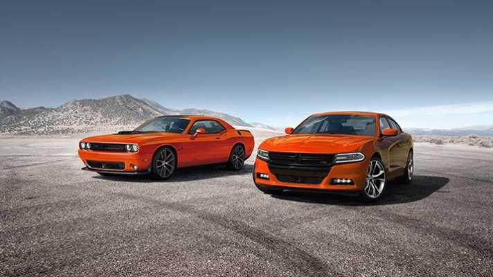 Dodge Charger vs Challenger NJ