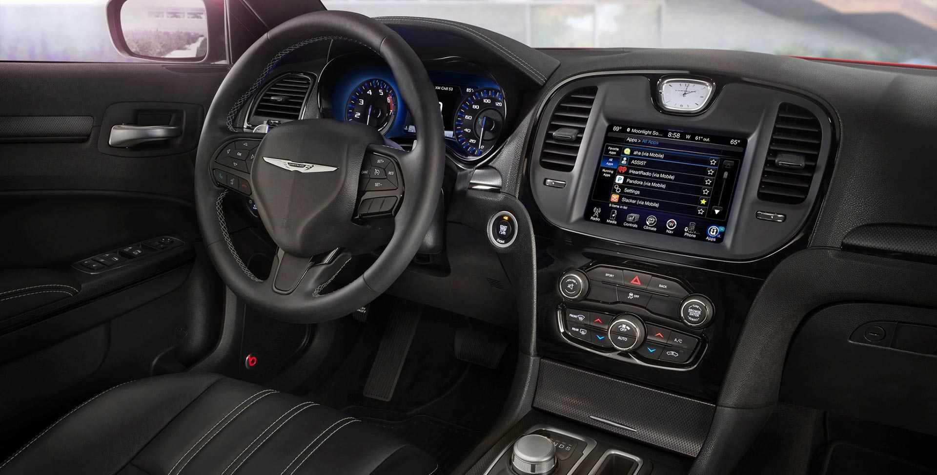 Uconnect Access App >> 2018 Chrysler 300 Lease NJ | 2018 Chrysler 300 Financing NJ