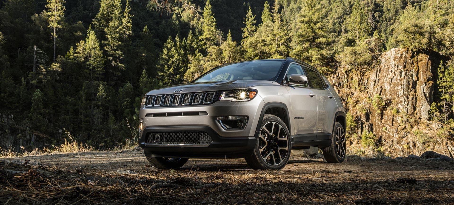 Jeep Compass Summit NJ