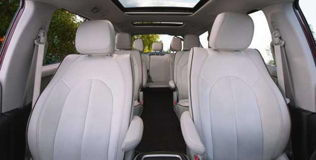Chrysler Pacifica Lease Deals NJ