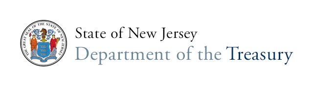 State of NJ Department of the Treasury