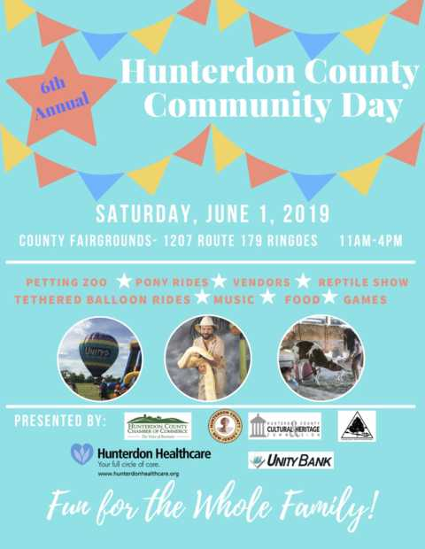 6th Annual Hunterdon County Community Day