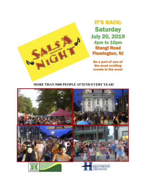 Salsa Night 2019 Flemington NJ