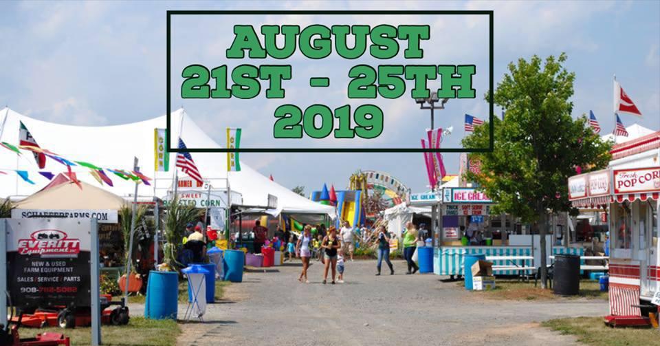 Fair in Lambertville NJ