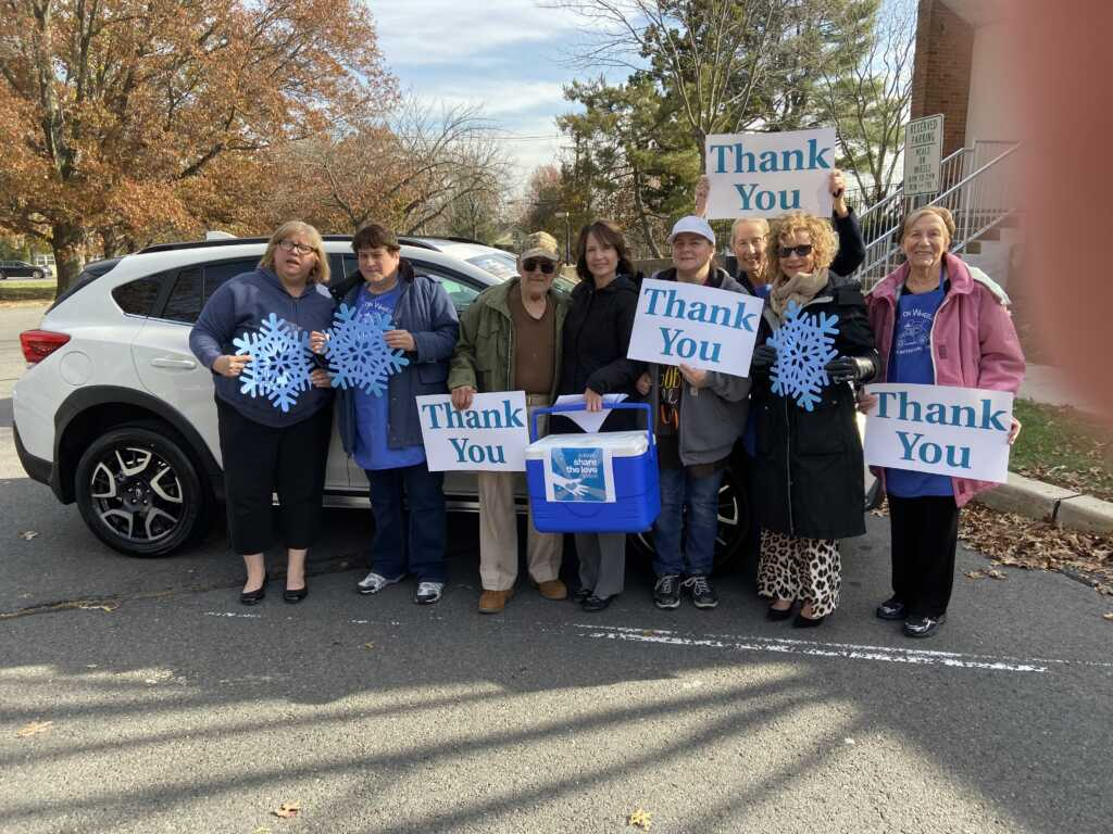 Flemington Subaru Meals on Wheels