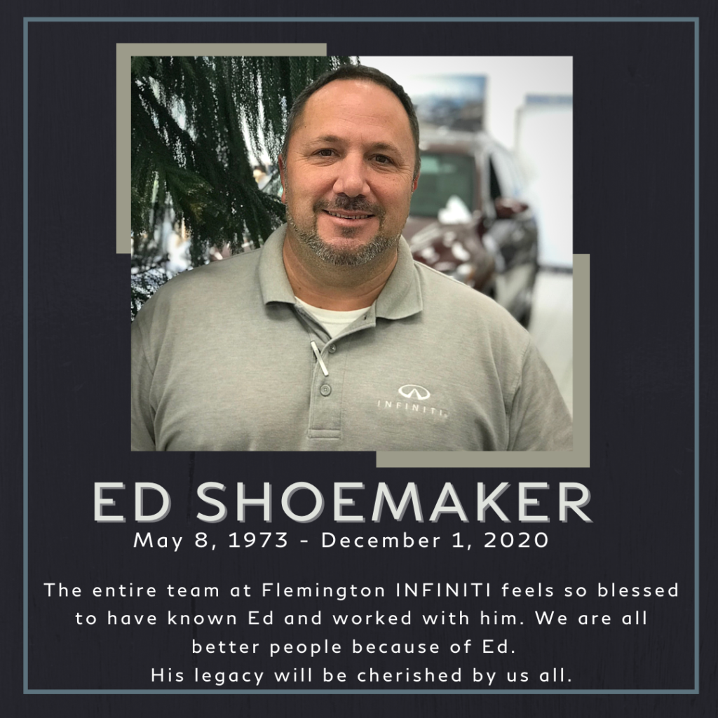 Ed Shoemaker Obituary