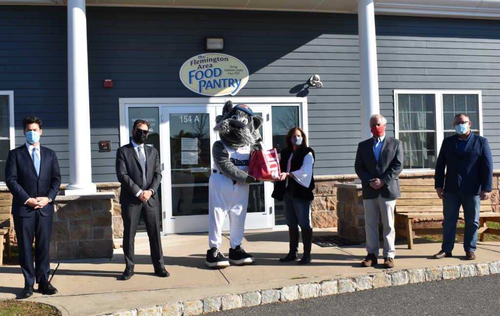Flemington Area Food Pantry Donation