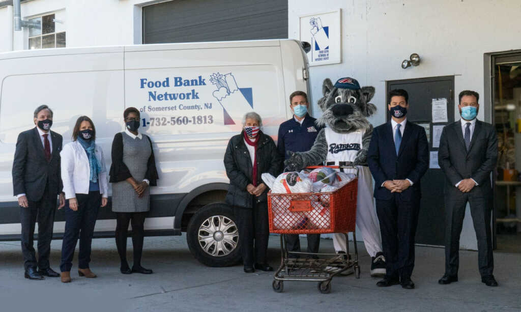Food Bank Network of Somerset County Donation