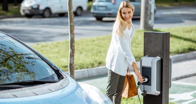 electric vehicle repair