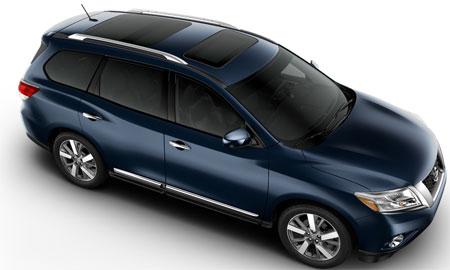 2013 Nissan Pathfinder NY