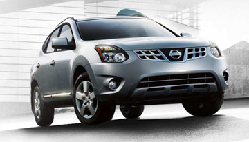 2014 Nissan Rogue Select Review