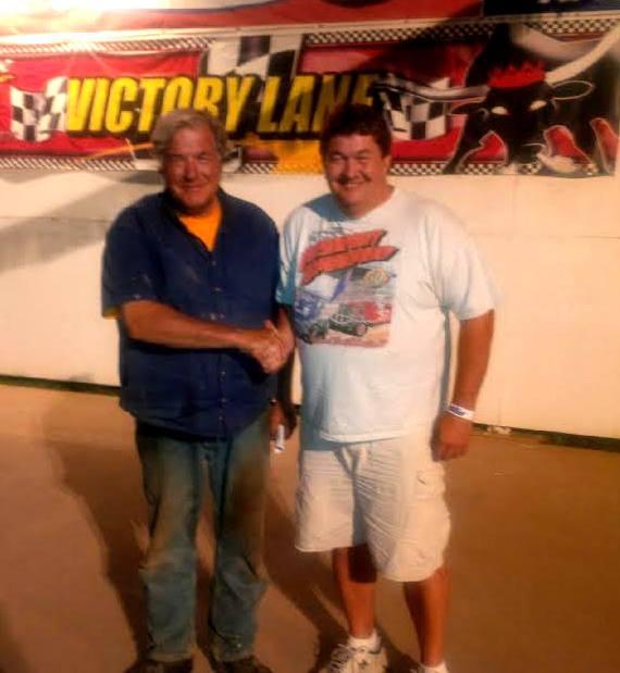 ACCORD, NY: Kingston Nissan at Accord Speedway Recap