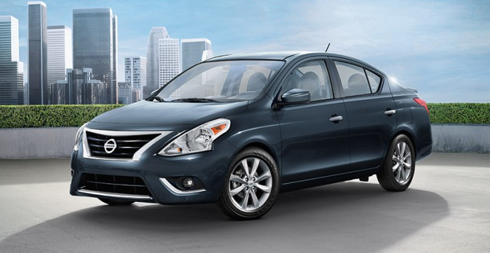 2015 Nissan Versa Middletown NY