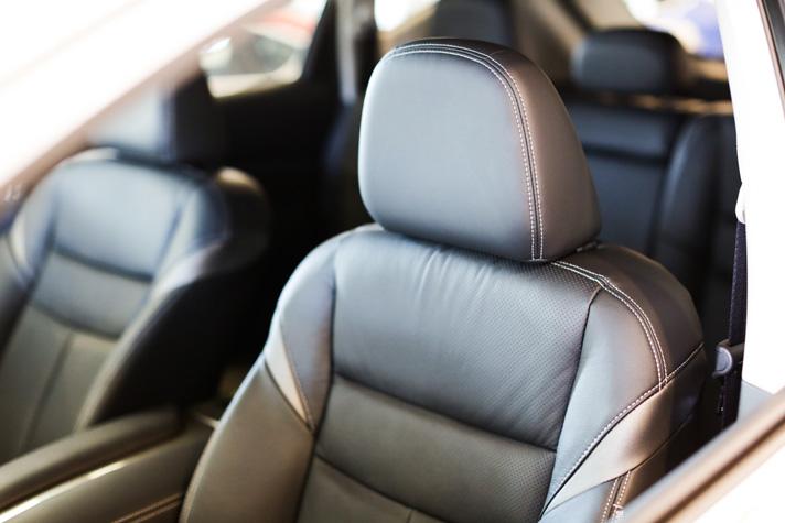 2015 Nissan Murano Leather Seats