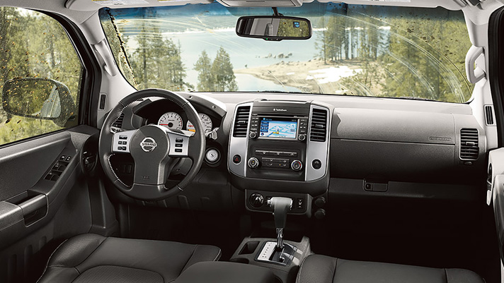 2015 Nissan Xterra Review