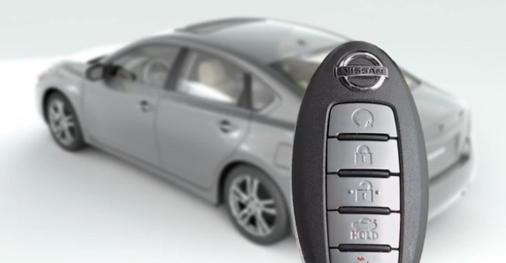 Nissan Intelligent Key and Locking Functions Benefits | NY