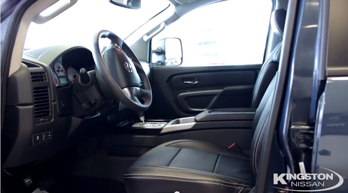 2015 Nissan Titan PRO-4X Kingston NY