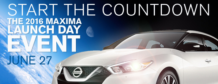 2016 Nissan Maxima Launch Event Kingston NY