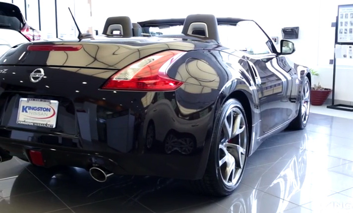 2015 Nissan 370Z Roadster Touring Sport Edition Video Tour