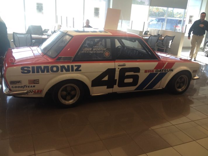 Come See the 1971 Nissan Datsun 510 at Kingston Nissan!