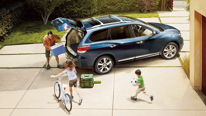 2016 Nissan Pathfinder Saugerties NY