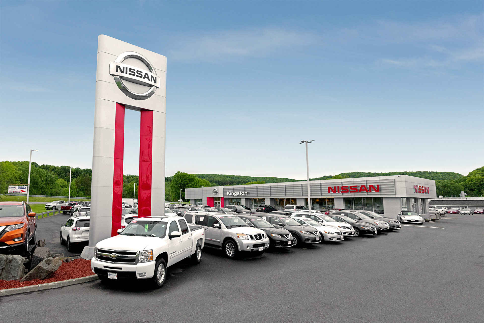 Great Kingston Nissan Dealership
