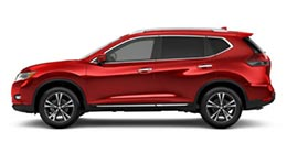 Nissan Crossovers SUVs