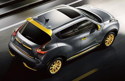 2016 Nissan JUKE Stinger NY