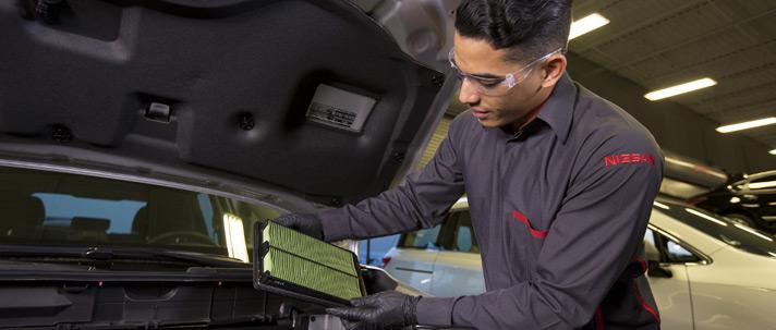 Nissan Car Inspection Kingston NY