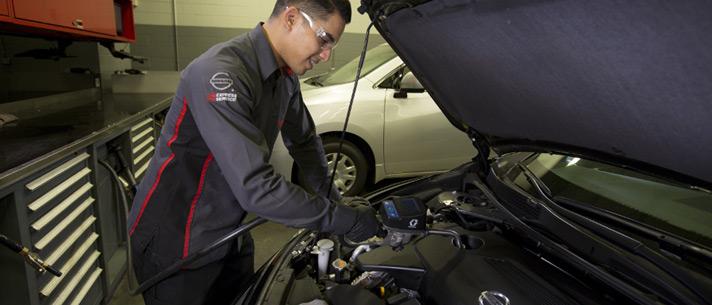 Nissan Oil Change Kingston NY