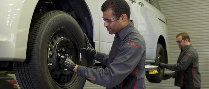 Nissan Car Tires Kingston NY