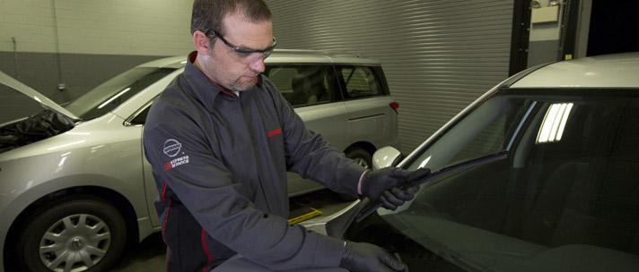 Nissan Windshield Wiper Blades Kingston NY