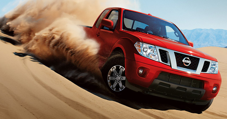 2016 Nissan Frontier King Cab 4x4 lease specials in NY