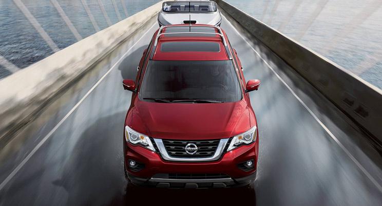 2017 Nissan Pathfinder Newburgh NY