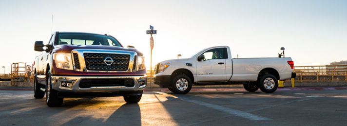 The Full Size 2017 Nissan Titan Adds A Single Cab Model