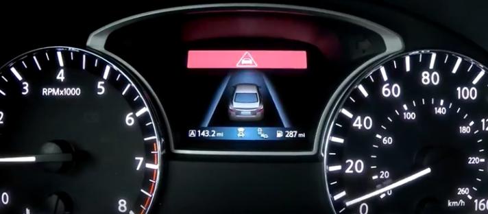 2106 Nissan Murano Easy Fill Tire Alert