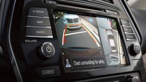 2016 Nissan Murano Rear View Camera
